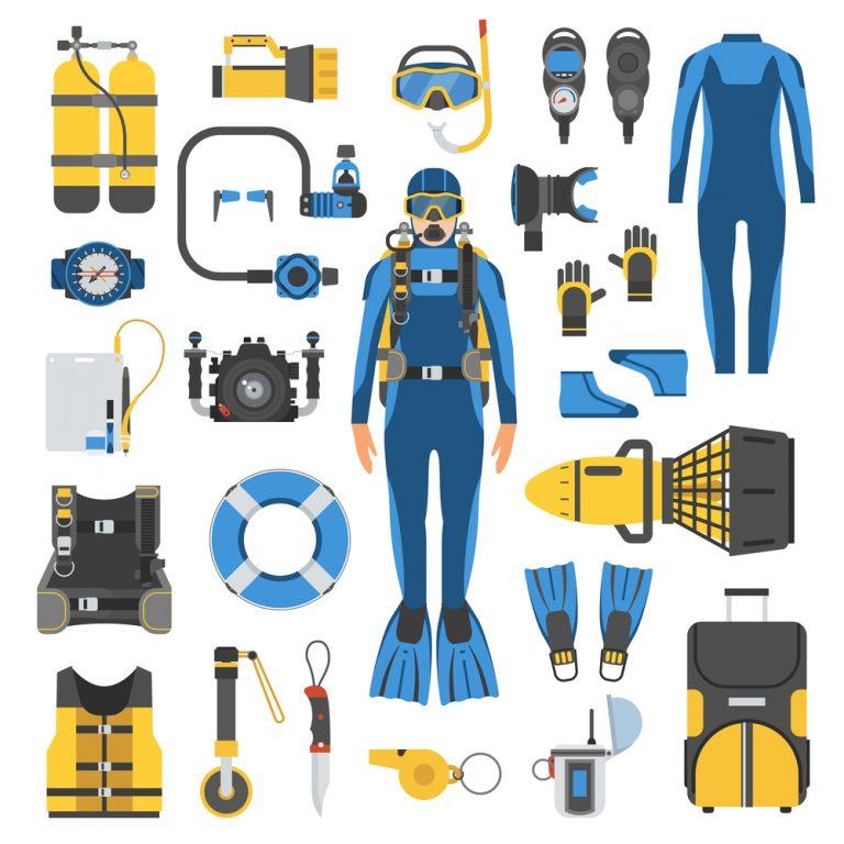 Diver Equipment Checklist