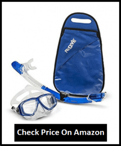 PRODIVE Dry Snorkel Set Bag
