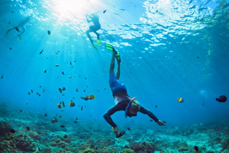 Best Snorkeling Places and Beaches in Caribbean